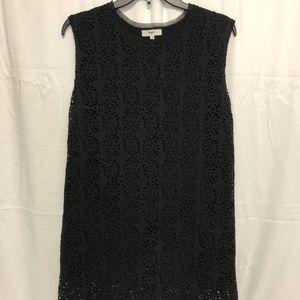 EUC Size T3/Large Suncoo Paris Little Black Dress
